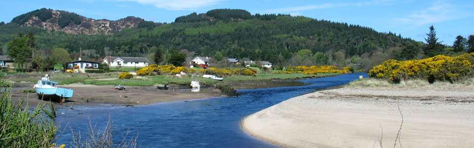 Enjoy stunning views on the west coast of Kintyre at Bellochantuy
