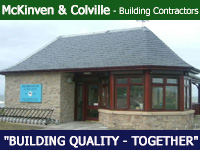 McKinven & Colville Building Contractors - Click here to visit our website
